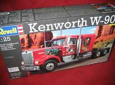 REVELL ® 07497 1:25 Kenworth w-900 TRUCK NUOVO OVP