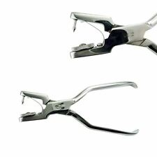 """Mazbot® 7"""" Hole Punch Pliers 5-SIZE Jewelry Metal Leather HIGH GRADE HPP06"""