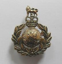 BRITISH ARMY CAP BADGE. THE ROYAL MARINES.