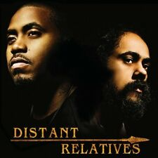 Nas & Damian Jr. Gong Marley - Distant Relatives [CD New]