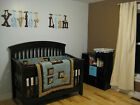 """10"""" size Painted Hanging Wooden Wall Letters Various Fonts Name Nursery Children"""