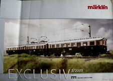 Catalogo MARKLIN Exclusive 3/2005 - ENG - Tr.16