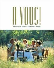 A Vous!: The Global French Experience: an Intoductory Course-ExLibrary