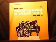 F. Liszt - Piano Extravaganzas On Operatic Themes / Earl Wild