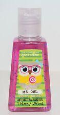 BATH & BODY WORKS MS OWL BERRY SWIRL POCKETBAC ANTI BACTERIAL HAND GEL SANITIZER