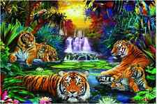"Jigsaw Puzzles 3000 Pieces ""Woods of Tiger"" / Ravensburger"