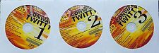 CONWAY TWITTY 3 CDG DISCS CHARTBUSTER KARAOKE COUNTRY 50 SONGS CD+G MUSIC 5073