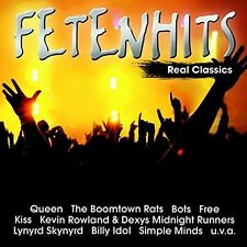 "FETENHITS-REAL CLASSICS (u.a ""Rockwell"", ""Queen"", ""Kiss"")  CD NEU"
