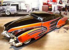 100% HOT WHEELS 1950'S OLDSMOBILE 98  LIMITED EDITION TAIL DRAGGING CUSTOM 1/64