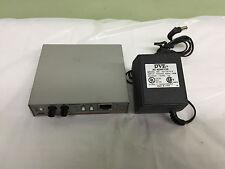 Allied Telesyn MC101XL Fast Ethernet Media Converter AT-MC101XL