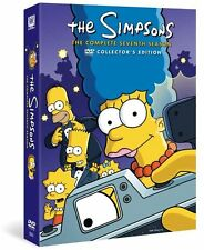 NEW!! The Simpsons - Season 7 [DVD] 4 discs FREE UK DELIVERY