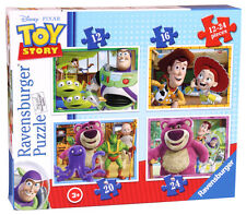 07108 RAVENSBURGER TOY STORY 4 IN BOX [CHILDREN'S JIGSAW PUZZLE] NEW IN BOX!