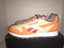NEW Reebok x Crooked Tongues R12 Classic Leather Lux V59333  Size 11