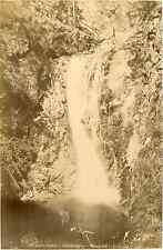 Léon et Levy. Deutschland, Baden Baden. Allerheiligen - Wasserfall  Vintage albu