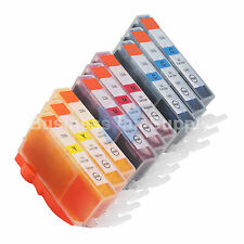 9 COLOR CLI-226 Ink for Canon Printer PIXMA MX712 MX882 MX892 iP4820 CLI-226 CMY