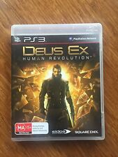 Deus Ex Human Revolution PS3 Preowned
