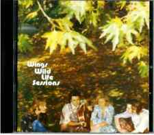 Paul McCartney CD Wings Wild Life Sessions From Japan NEW