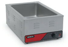 """NEMCO COUNTER TOP FOOD WARMER FOR FULL SIZE 12"""" X 20"""" S/S PAN - 6055A"""