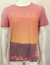 Men's Buffalo David Bitton T-Shirt  Short Sleeve Sz Large New