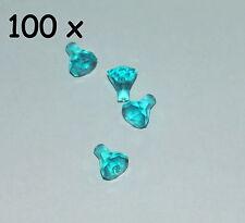 LEGO 100 Trasparente Cristallo Diamanti turchese trans. blue Pirati Friends