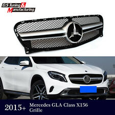 Grill for Mercedes Benz X156 GLA class GLA200 220 250 260 45 AMG Style grille