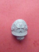 FORGEWORLD Heresy IMPERIAL FISTS TEMPLAR BRETHREN RH SHOULDER PAD (E) Bits 40K