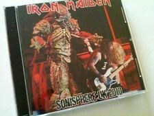 Iron Maiden Double CD Sonisphere Knebworth UK The Final Frontier Tour 2010