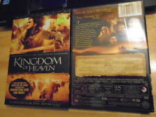 RARE OOP Kingdom of Heaven 2x DVD RIDLEY SCOTT Orlando Bloom EVA GREEN slip covr