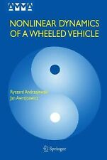Advances in Mechanics and Mathematics Ser.: Nonlinear Dynamics of a Wheeled...