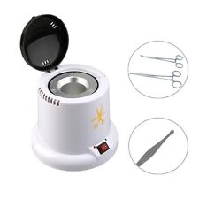 Salon Nail Art Sterilizer Disinfection Pot Dental Beauty Tattoo Clean Tool GA