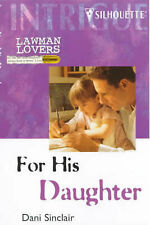 For His Daughter (Intrigue),GOOD Book