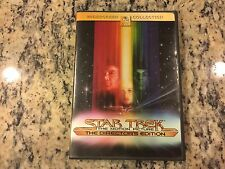 STAR TREK: THE MOTION PICTURE DIRECTOR'S EDITION NO SCRATCHES 2 DISC DVD SET!