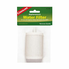 Coghlan's Replacement Water Filter Purification Filtration System Parts for 8800