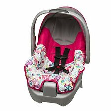 Evenflo Nurture INFANT CAR SEAT, 5-Point Safety Harness BABY CAR SEAT, Sabrina