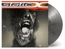 Static X - Wisconsin Death Trip 180g SILVER COLOURED vinyl LP IN STOCK