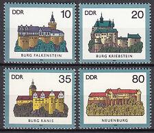 DDR 1984 Mi. Nr. 2910-2913 Postfrisch ** MNH