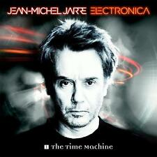 Electronica 1: The Time Machine von Jean Michel Jarre (2015), Neu OVP, CD