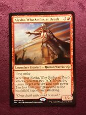 Alesha, Who Smiles at Death   VO  -  MTG Magic (Mint/NM)