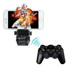 Smart Clip Cell Mobile Phone Clamp Game Holder For Playstation 3 PS3 Controller