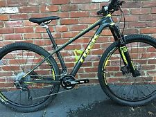 "2015 Trek Superfly Carbon 9.6 15.5"" Frame 27.5 Wheels Lightweight Mountain Bike"