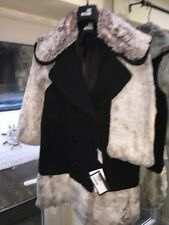 Love Moschino Coat It46/uk14/16