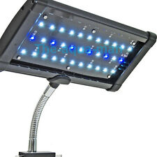 AQUARIUM LED CLIP ON LIGHT TROPICAL BRIGHT LIGHTING