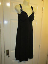 STAR BY JULIEN MACDONALD BLACK GORGEOUS DRESS - UK Size 12