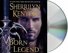 The League Nemesis Rising: Born of Legend 9 by Sherrilyn Kenyon (2016, CD, Unabr