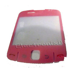 For Blackberry Curve 8520 LCD Screen Lens Replacement Part Pink UK