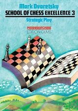 School of Chess Excellence 3: Strategic Play Progress in Chess