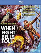 When Eight Bells Toll (Blu-ray Disc, 2016)