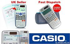 Casio FX-991ES PLUS Scientific Calculator 417 Function Back to School Free P&P