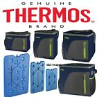 Thermos Insulated Cool Cooler Bag Picnic Box Camping Food Drink Cooling Storage