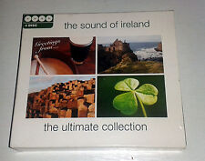 VA Ultimate Collection: The  Sound of Ireland (2008) 4CD BOXSET